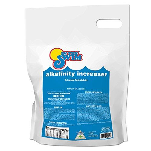 In The Swim Pool Alkalinity Increaser - 5 Lb Bag