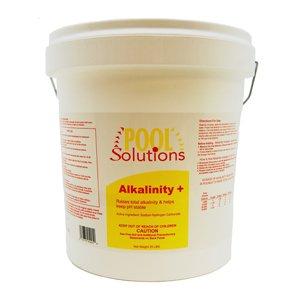 Pool Solutions Swimming Pool Total Water Alkalinity Plus Increaser 25lb P36025de