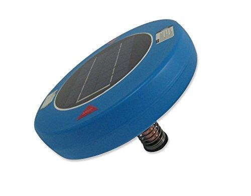Human Creations Solar Pool Purifier 2-year Warranty-blue