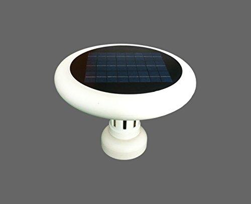 Mananasun Solar Powered Chlorine And Ion Generator For Saline And Fresh Swimming Pool