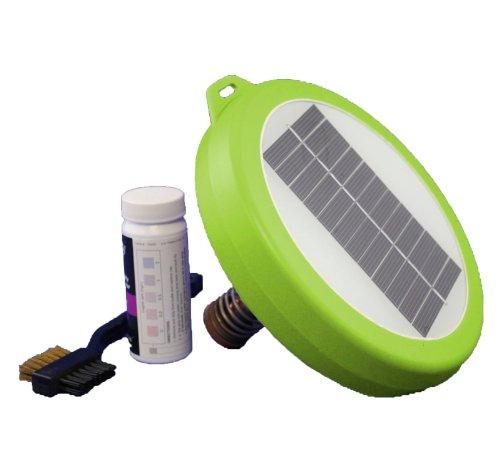 Solaxx Reg10a Eko Klor Solar Ionizer For Swimming Pools