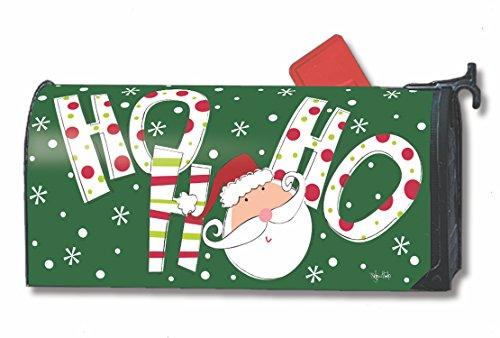 Mailwraps Santa Says Mailwrap Mailbox Cover 01395
