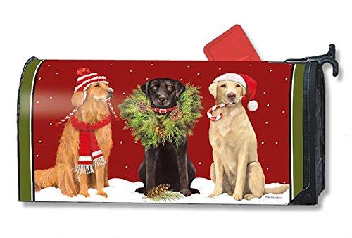 Mailwraps Santas Helper Mailbox Cover 01246