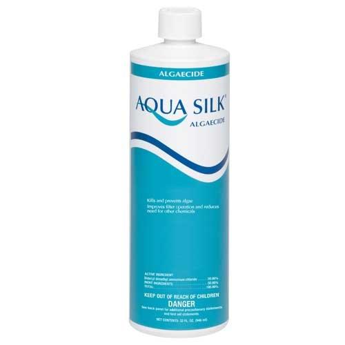 Aqua Silk Pool Algaecide - 1 Quart
