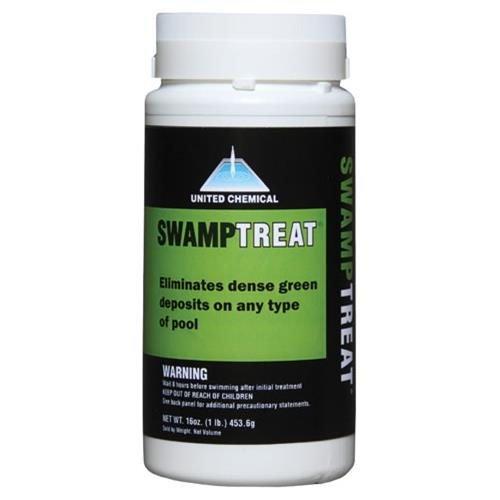 Swamp Treat Swimming Pool Algae Eliminator