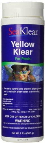 Seaklear Yellow Klear Algae Control 2 Lbs