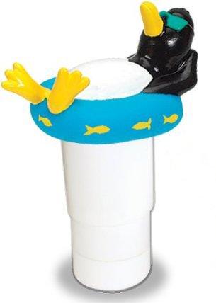 Hydrotools Cool Penguin Swimming Pool Chemical Dispenser