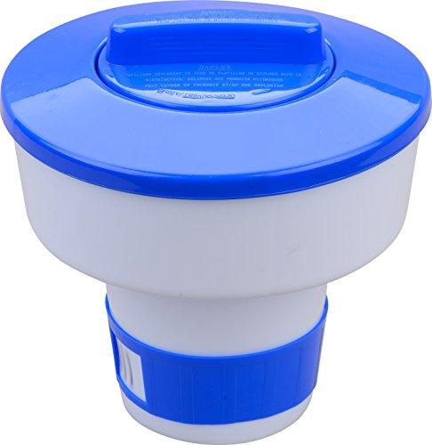 Pool Chemical Dispenser By Aquatix Pro Offers Premium Floating Chlorine Dispenser For Indooramp Outdoor Swimming
