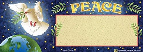 Peace Dove Art-SnapsMagnetic Mailbox Art