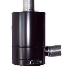 Airpura C600-W HVAC Airborne Chemical Filter with HEPA