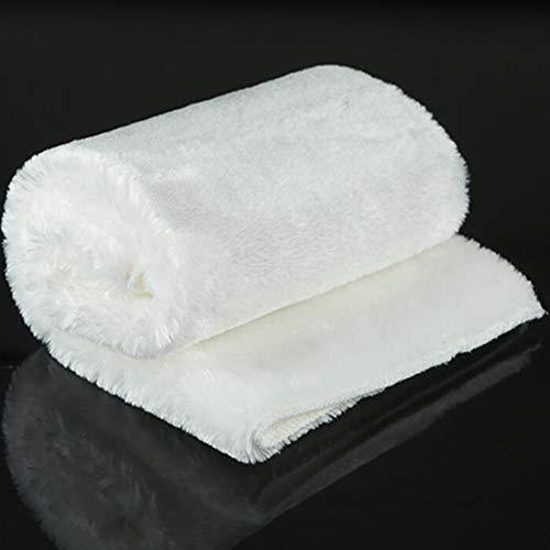 OUYAWEI Quilts Filter for Aquarium Fish Tank High Density Blanket Biochemical Cotton Filter Material
