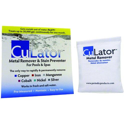 Culator Metal Eliminatoramp Stain Remover 1 Bagpacket