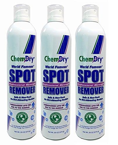 Chem-Dry Professional Strength Spot Remover 20 Oz 3 Pack