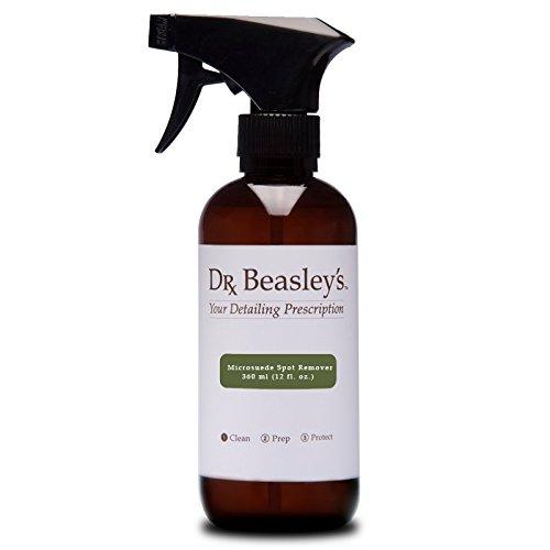 Dr Beasleys I15D12 Microsuede Spot Remover-12 oz 12 Fluid_Ounces