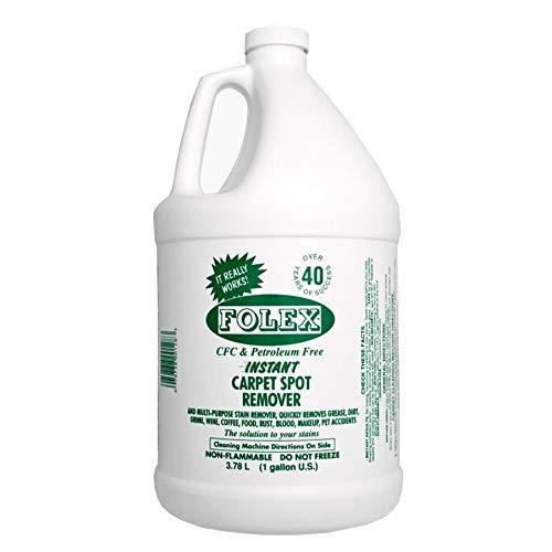 Folexport FSR128 Folex Gallon Spot Remover 1 White Bottle