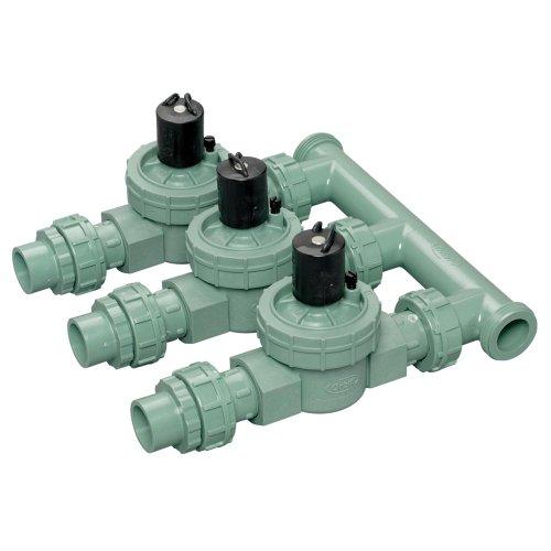 Orbit 57253 3-valve Heavy Duty Preassembled Manifold