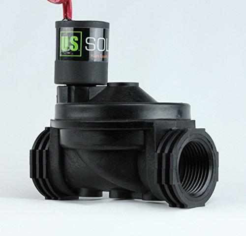 1 Female NPT 2 Position 2 Way IrrigationSprinkler Solenoid Valve DC 6V from US Solid