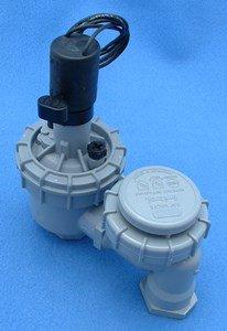 ¾ FPT 24 volt plastic anti-siphon valve