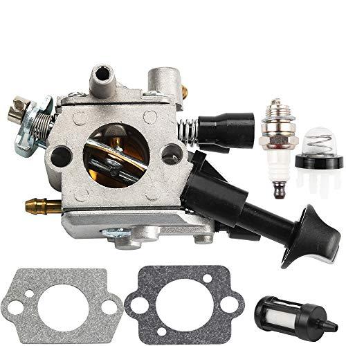 Dalom BR350 Carburetor Kit for Stihl BR430 SR430 SR450 Backpack Blower Zama Carb C1Q-S210