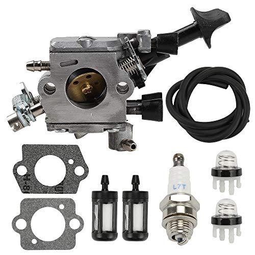 Mannial C1Q-S210 Carburetor Carb fit Stihl BR350 BR350Z BR450 BR450C-EF BR430 SR430 SR431 SR450 BR430Z Backpack Blower 4229 129 0901