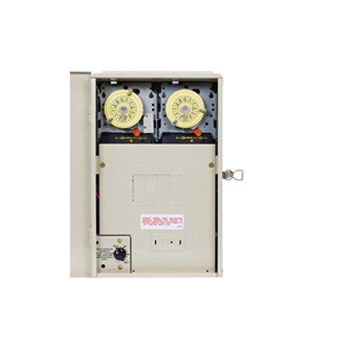 Intermatic Inc Pf1222tb1 Dual Timer Wfrzamp Heat Subpan