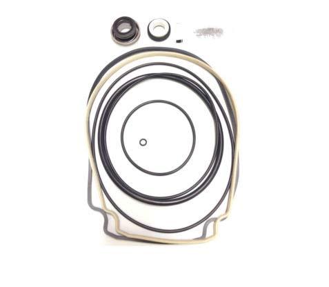 Drrsparts Salt Pool O-Ring Seal Rebuild Repair Kit for Whisperflo Intelliflo Pump Kit 32