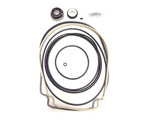 NicePooL Salt Pool O-Ring Seal Rebuild Repair Kit for Whisperflo Intelliflo Pump Kit 32