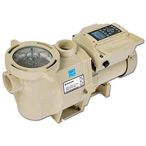 Pentair IntelliFlo VS Plus SVRS Variable Speed in Ground Pool Pump - 011057