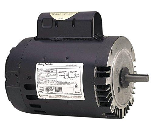 1 Hp 3450rpm 56c Frame 115230 Volts Swimming Pool - Jet Pump Motorndash Service Factor  150 - Ao Smi