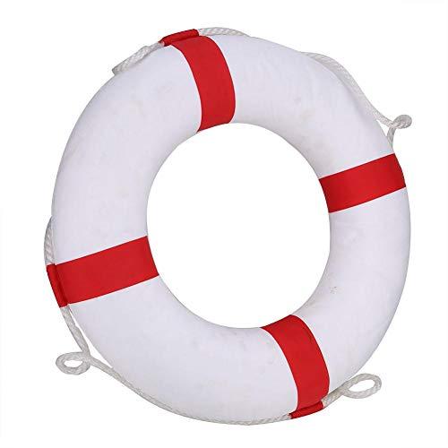 Mumusuki Light Weight Swimming Pool Safety Ring Adult Child Lifeguard Buoy Life Preserver