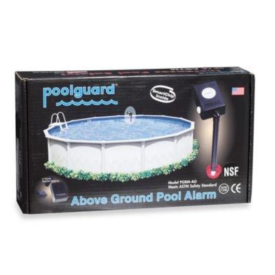 Poolguard Pgrm-ag Above Ground Pool Alarm