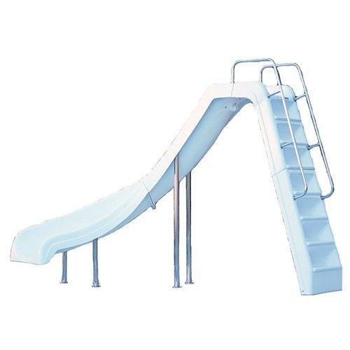 Inter-Fab WRSCLSS Wild Ride Complete Left Turn Pool Slide