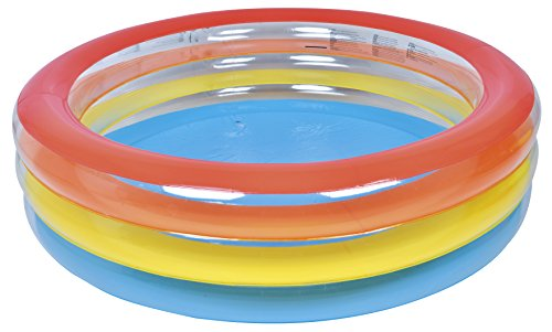 Jilong Inflatable Ribbon Kiddie Pool for Ages 6 735 x 20