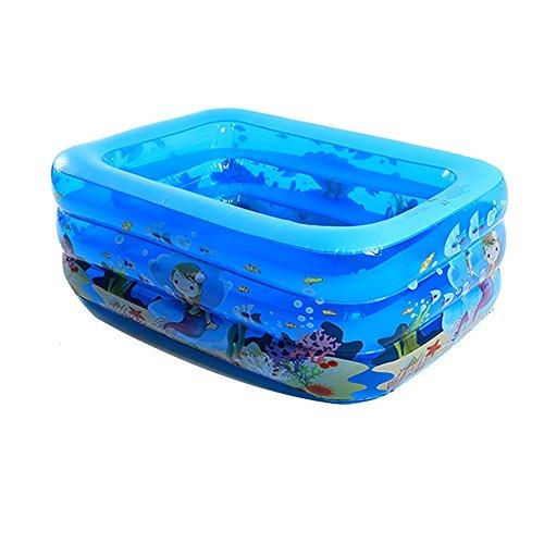 LQQGXL Bath Inflatable bathtub infant inflatable pool thickened childrens pool Inflatable bathtub