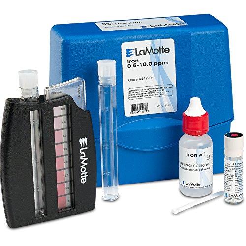 Water Testing Kit Iron 05 to 100 PPM