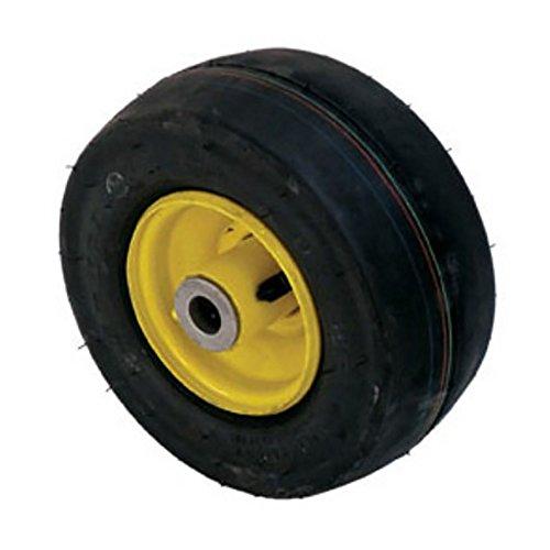 9 x 35 x 4 Flatproof Wheel Assembly Made For 38 48 54 John Deere Mower Deck