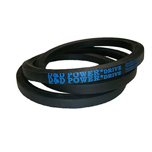 D&D PowerDrive 48444 John Deere Replacement Belt