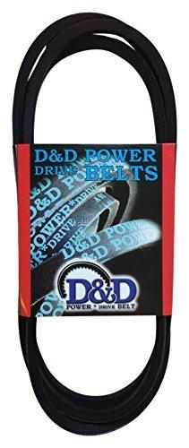 D&D PowerDrive AN30712N John Deere Replacement Belt