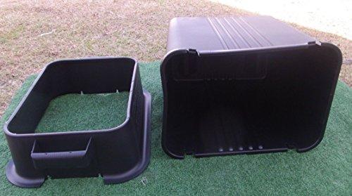Craftsman Husqvarna Poulan Grass Bagger Container 129586 183286 38&quot42&quot46&quot48&quot54&quot
