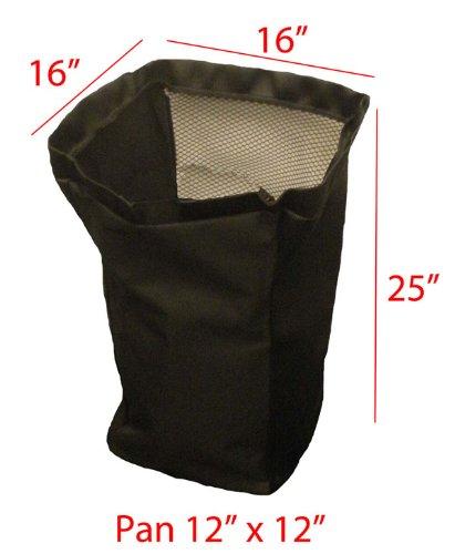 John Deere Power FloPac replacement grass bag Bag ONLY