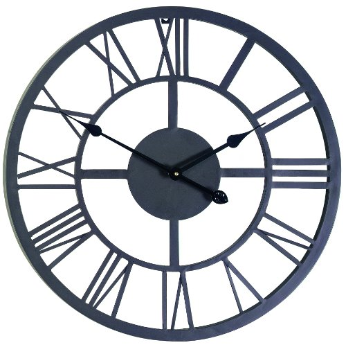 Gardman 8450 Giant Roman Numeral Wall Clock 215 Long x 215 Wide