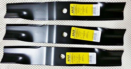 B1ku1034d Set 3 Kubota 48&quot Heavy Duty Xht Commercial Mower Blades 70000-25005 6208 91-435