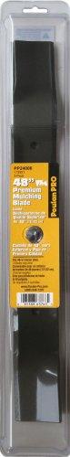 Poulan Pro 48-Inch Mulching Lawn Mower Blade PP24006 3 Pack