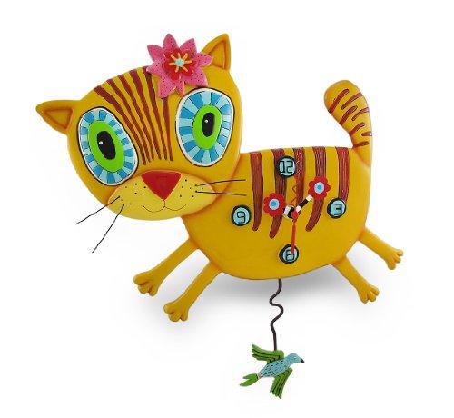 Allen Studio Designs Kimi Kitty Clock