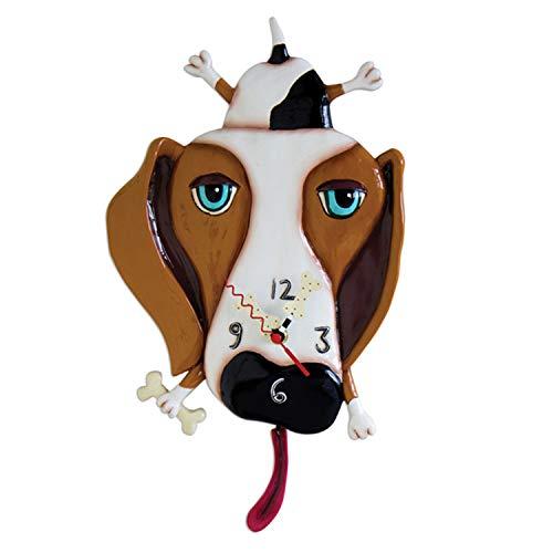 Buckley the Dog Clock by Allen Designs