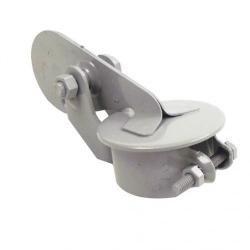 Exhaust Rain Cap 1-14 Gray