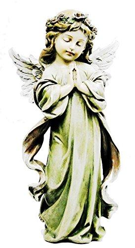 Napco Little Girl Angel Statue 1275&quot