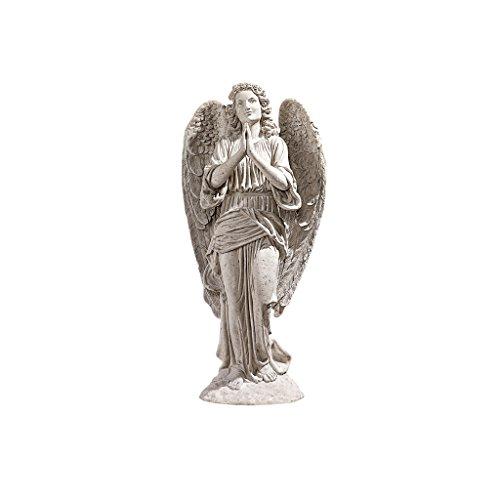 Design Toscano Grand Basilica Praying Angel Garden Statue