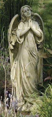 Roman Decorative Garden Statues Praying Angel DS 42512