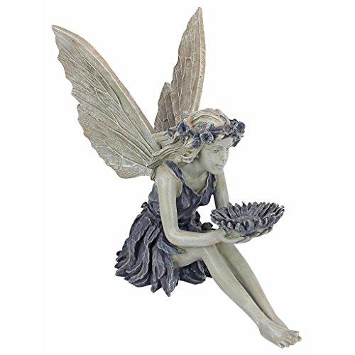 Design Toscano The Sunflower Fairy Statue